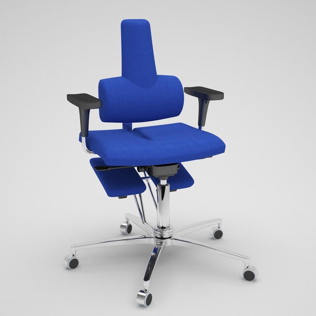 Sedia komfort spine with sedia ergonomica for Poltrone stokke