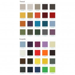 Special Colors and Fabrics