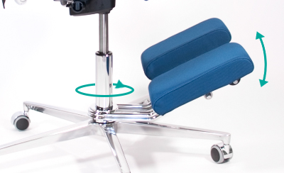 Adjustable Knee Rest