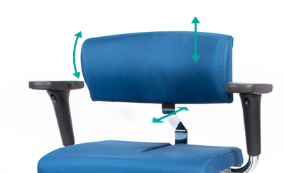 Adjustable Seat Back