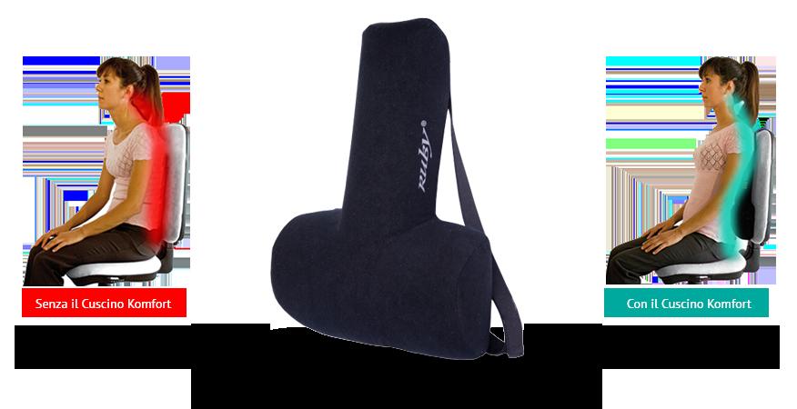 Cuscino Lombare Komfort