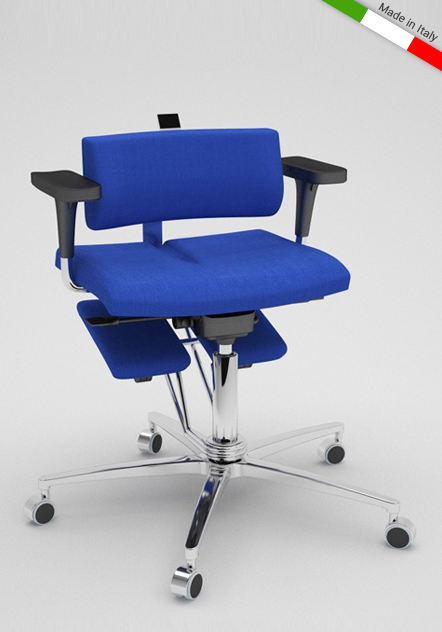 Ergonomic chair Komfort Hernia