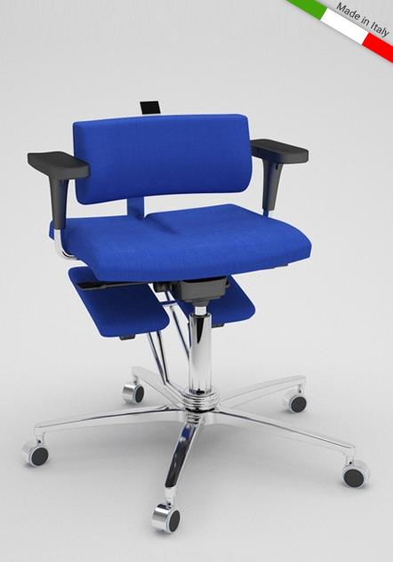 Chaise ergonomique Komfort Hernia