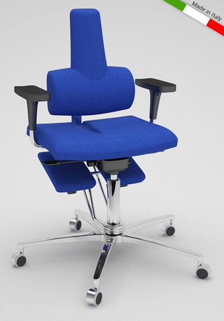 Sedia ergonomica Komfort Spine