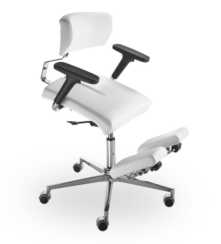 Sedia Ergonomica Komfort Chair per mal di schiena